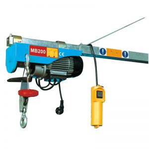 MB200 Мини електрически подемник, електрически лост подемник