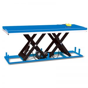 HW2000D large platform lift table